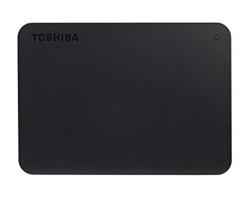Toshiba HDTB410EK3AA Canvio Basics Tragbare...