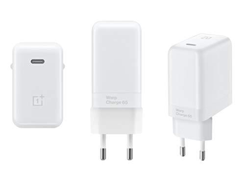 ONEPLUS Warp Charge 65 USB-C Wand-ladegerät...