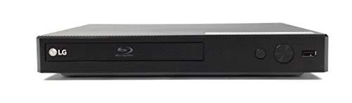LG BP250 Blu-ray Player (Upscaler 1080p, USB)...