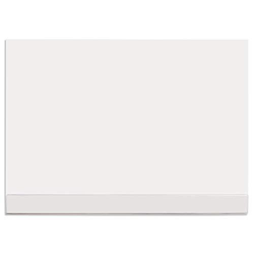 Blanko Schreibtischunterlage mit Kantenschutz I...