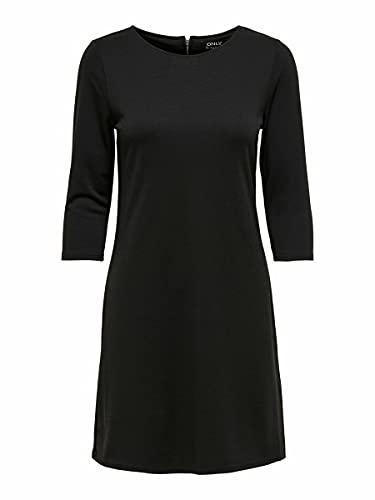 ONLY NOS Damen Kleid Onlbrilliant 3/4 Dress Jrs...