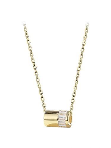 Halskette Halskette Schlüsselbeinkette weiblich...