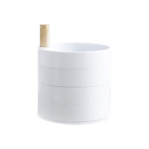 Aqiong Hibeilinq 4 Schicht 360 Grad drehbaren Holz...