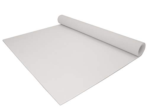 PVC Bodenbelag EXPOTOP Vinyl - 2,00m x 1,00m, Uni...