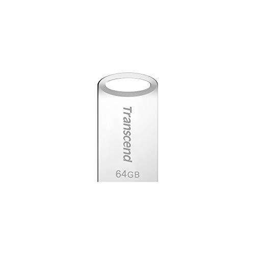 Transcend 64GB kleiner und kompakter USB-Stick 3.1...
