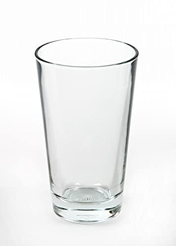 Cocktail Ersatzglas für Boston Shaker 400 ml. -...
