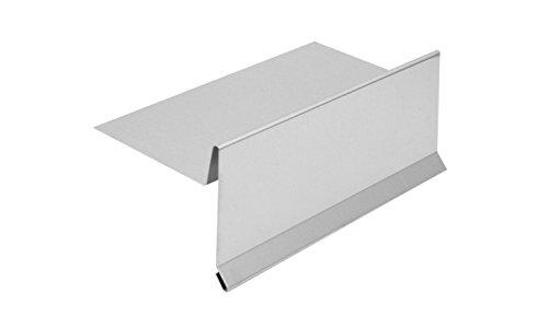 INEFA Ortblech ohne Wasserfalz Aluminium 200cm, 1...