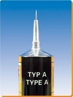 PVC Kaltschweissmittel Tube Typ A 44 gr.
