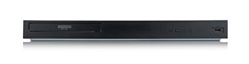 LG UBK90 Ultra HD 4K Blu-ray-Player (mit HDR,...