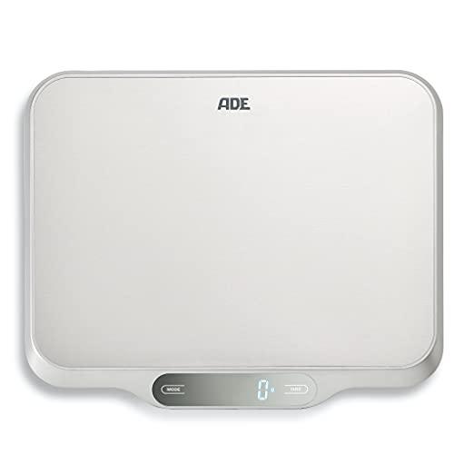 ADE Digitale Küchenwaage groß KE 1601 Ladina....