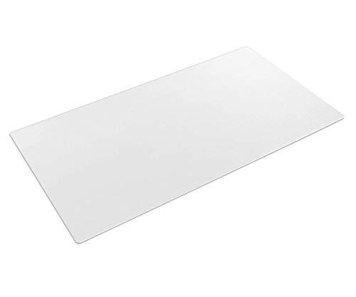 Transparente Schreibtischunterlage, 90 x 40 cm,...