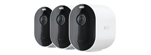 Arlo Pro4 Spotlight WLAN Überwachungskameras |...