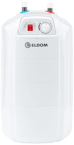 Eldom Warmwasserspeicher/Boiler 15L Untertisch...