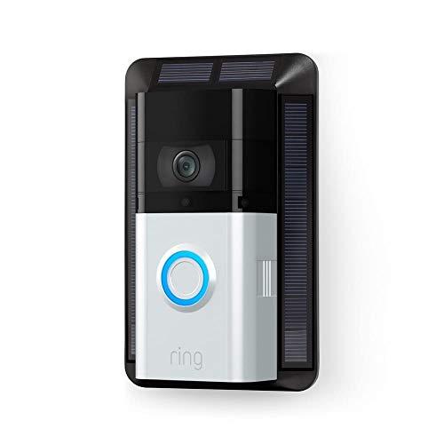 Solarladegerät für Ring Video Doorbell 3 und...