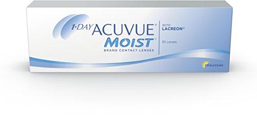 ACUVUE MOIST 1-Day Tageslinsen für empfindliche...