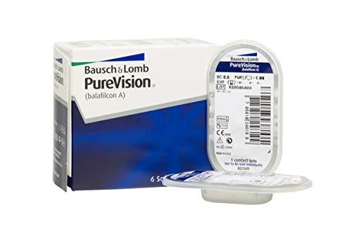 Bausch und Lomb PureVision Monatslinsen,...