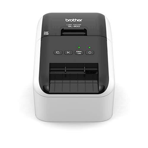 Brother QL-800 Etikettendrucker (mit...