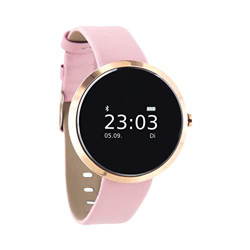 X-WATCH 54010 SIONA XW FIT Damen Smartwatch,...