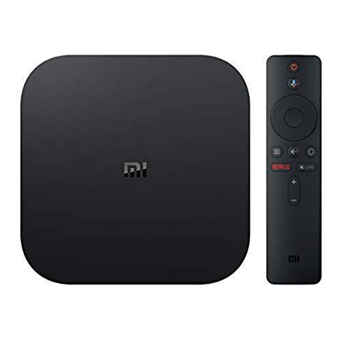 Xiaomi Mi Box S (EU Version) 4K Ultra HD Media...