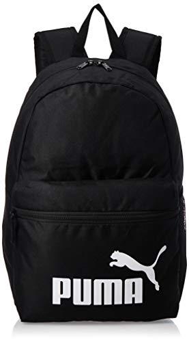 PUMA Unisex-Adult Phase Backpack rucksack, Black,...