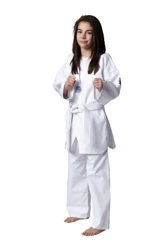 Kwon Kampfsportanzug Taekwondo Song, weiß, 180...