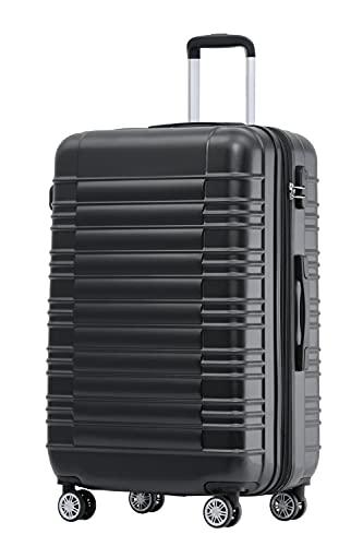 BEIBYE Zwillingsrollen Reisekoffer Koffer Trolleys...