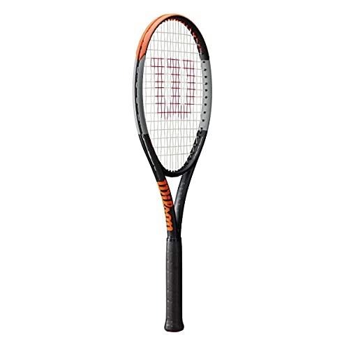 Wilson Tennisschläger Burn 100 LS V4.0,...