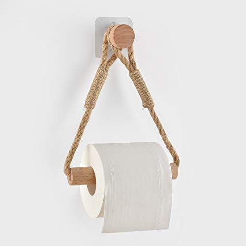 Toilettenpapierhalter ohne Bohren Klopapierhalter...