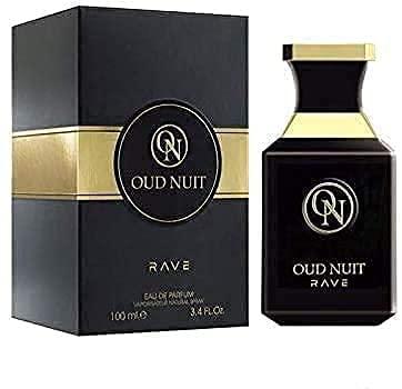 Oud nuit Eau de Parfum 100 ml Premium-Qualität...
