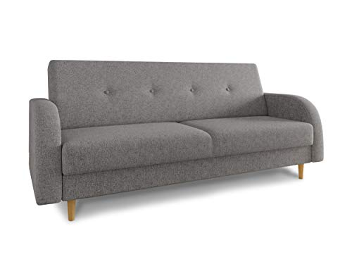 Schlafsofa Kelso - Sofa mit Bettkasten und...