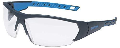 uvex i-Works Schutzbrille 9194 - Kratzfest &...