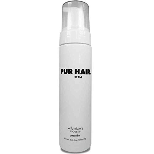 Pur Hair Volumizing Mousse, 247 g