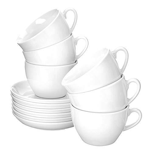 Esmeyer Cappuccino-Tassen Bistro 0,30l mit...