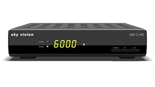 Sky Vision 280 C-HD HD-Kabel-Receiver Anzahl...
