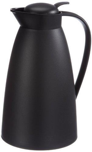 alfi Thermoskanne Eco, Kunststoff schwarz 1l, mit...