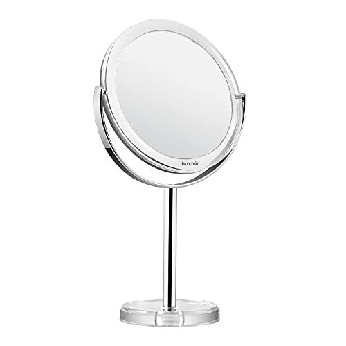 Auxmir Kosmetikspiegel Makeup Spiegel Tischspiegel...