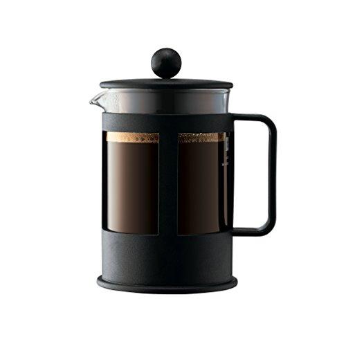 Bodum 1784-01 KENYA Kaffeebereiter (French...