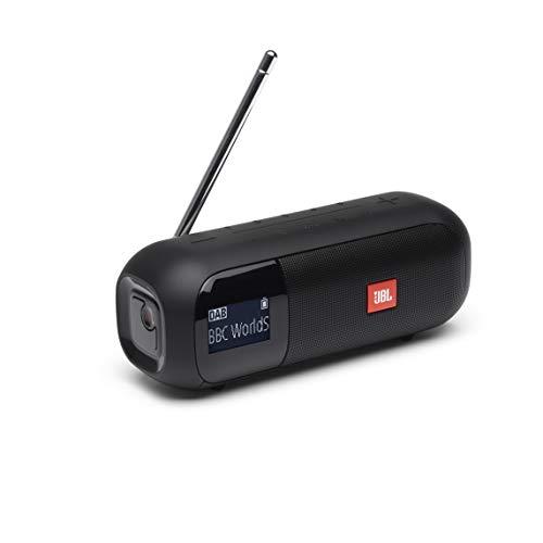 JBL Tuner 2 Radiorekorder in Schwarz – Tragbarer...
