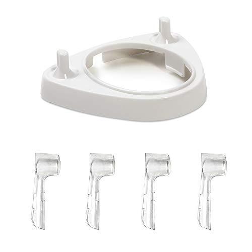 Ladestation für elektrische Zahnbürste mit 4...