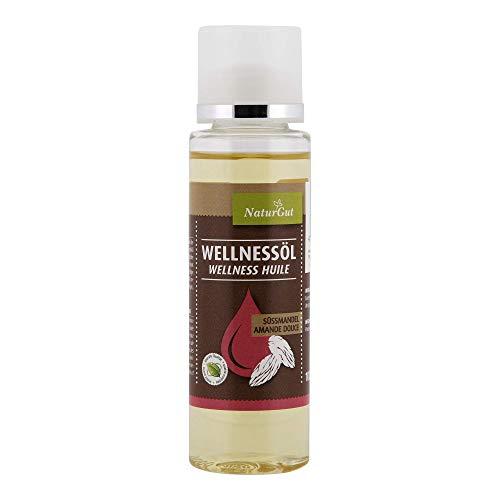 NaturGut Massageöl Süssmandel 100 ml für Frauen...