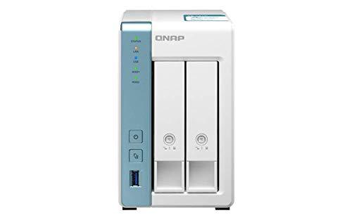 QNAP TS-231K 2 Bay Desktop...