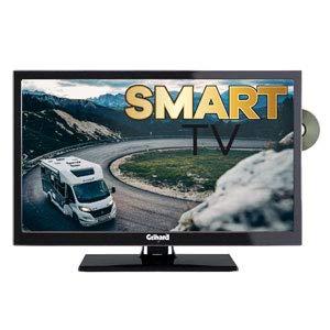 Gelhard GTV2452 Smart TV 24 Zoll DVB/S/S2/T2/C,...