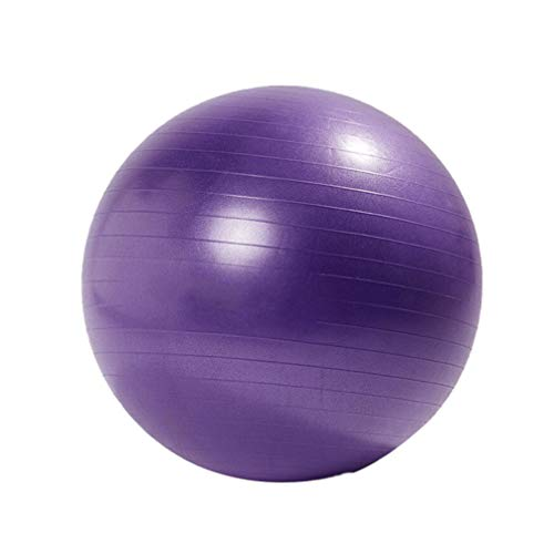 LIOOBO Sport Yoga Ball Gymnastikball für Frauen...