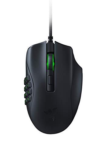 Razer Naga X - Kabelgebundene Gaming Maus mit 16...