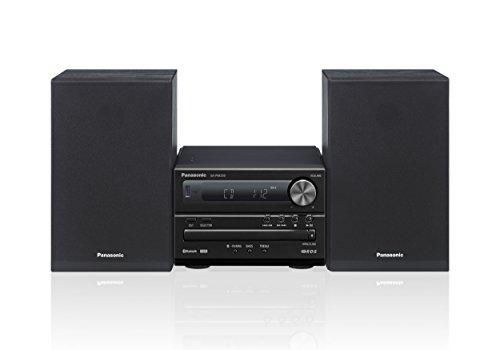 Panasonic SC-PM250EG-K Micro-mit HiFi-System...