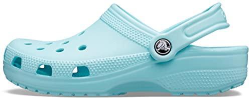 Crocs Unisex Classic Clog,Ice Blue,36/37 EU