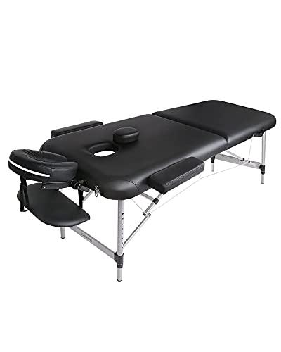Massageliege Klappbar Massagetisch Massagebett...