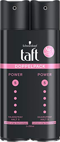 TAFT Haarspray Power Cashmere-artige...