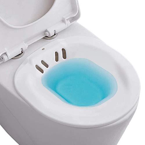Sitzbad für die Toilette - Bidet Einsatz für...