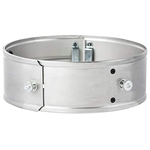 BBQ-Toro Power Ring für Raketenofen, Edelstahl,...